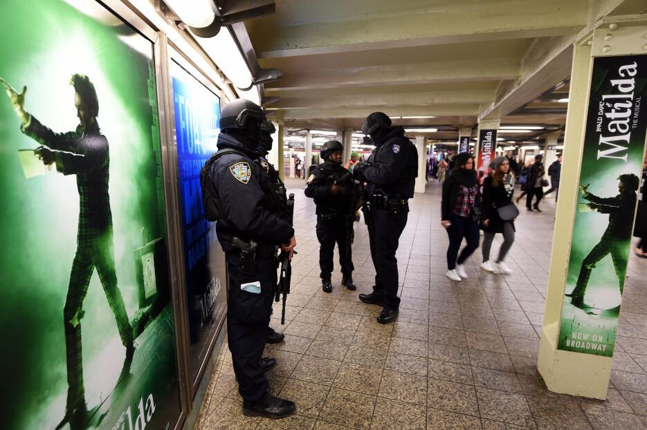 Las autoridades adoptaron medidas especiales de seguridad en los puntos...