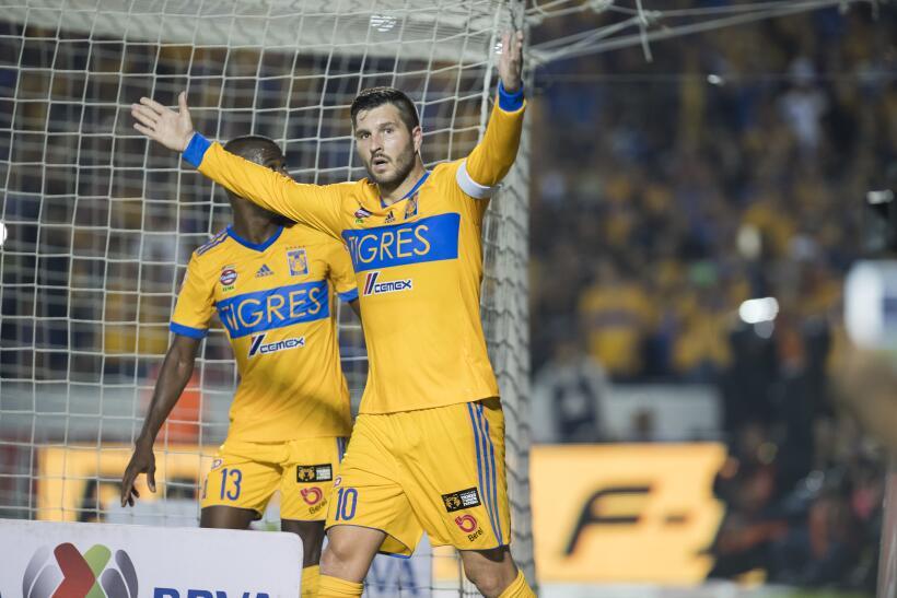 En Fotos: Monterrey golea a Monarcas y la Final Regia es un hecho gol-gi...