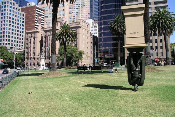 Charles Latrobe, Melbourne (Australia)
