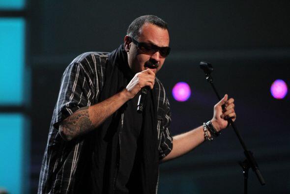 El cantante era otro que se preparó muy duro para ofrecerte un show de c...