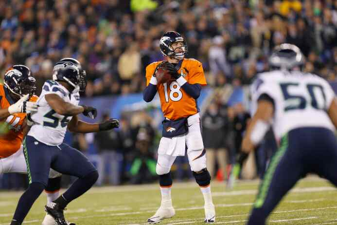 El QB récord de la NFL: Peyton Manning