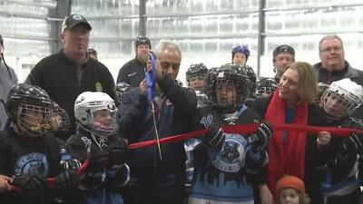 Inauguran un centro deportivo en el norte de Chicago que hace parte de un proyecto de expansión