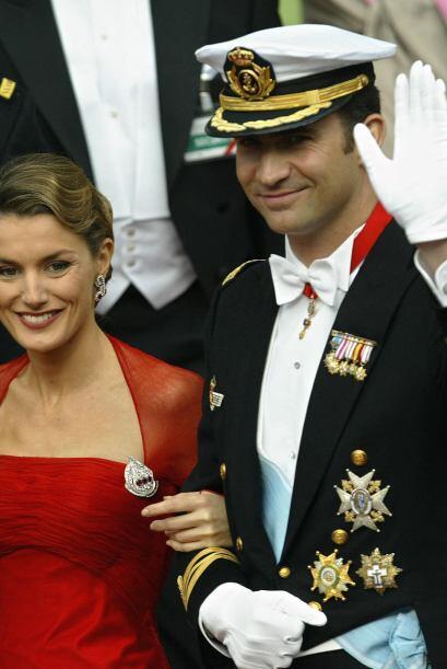 El Príncipe Felipe y Letizia Ortiz una pareja que llevará ideas nuevas a...
