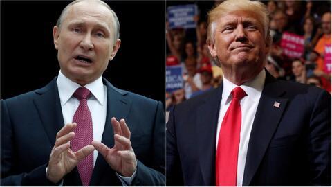 Fuentes del Kremlin dijeron a la CIA que Putin ordenó interferir en las...