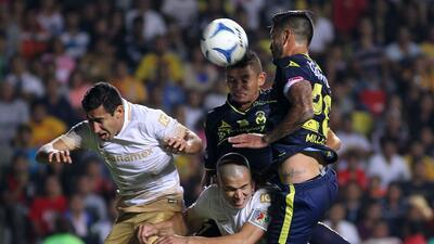 Morelia derrotó en amistoso a Pumas