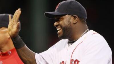 Ortiz ha sido nombrado al Juego de Estrellas de las Grandes Ligas en sei...
