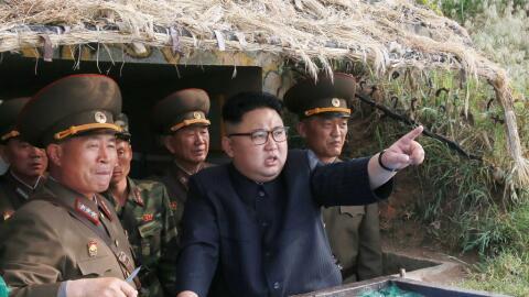 Ahora Kim Jong Un tiene en sus manos la decisión de realizar la p...