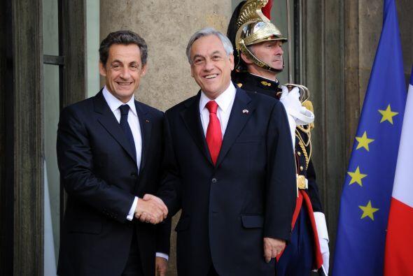 """Ambos """"decidieron reforzar el diálogo político y la cooperación entre Fr..."""