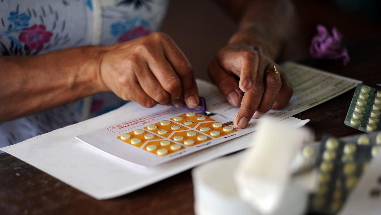 Los analgésicos traen a las personas de la tercera edad efectos secundar...