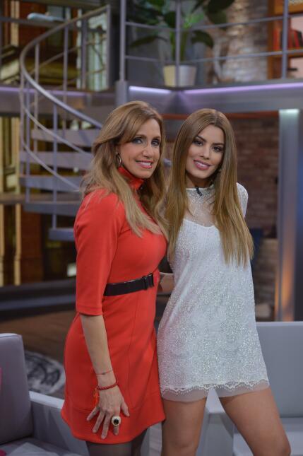 ¡Miss Colombia pasó un día increíble con El Gordo y La Flaca! DSC_3217.JPG