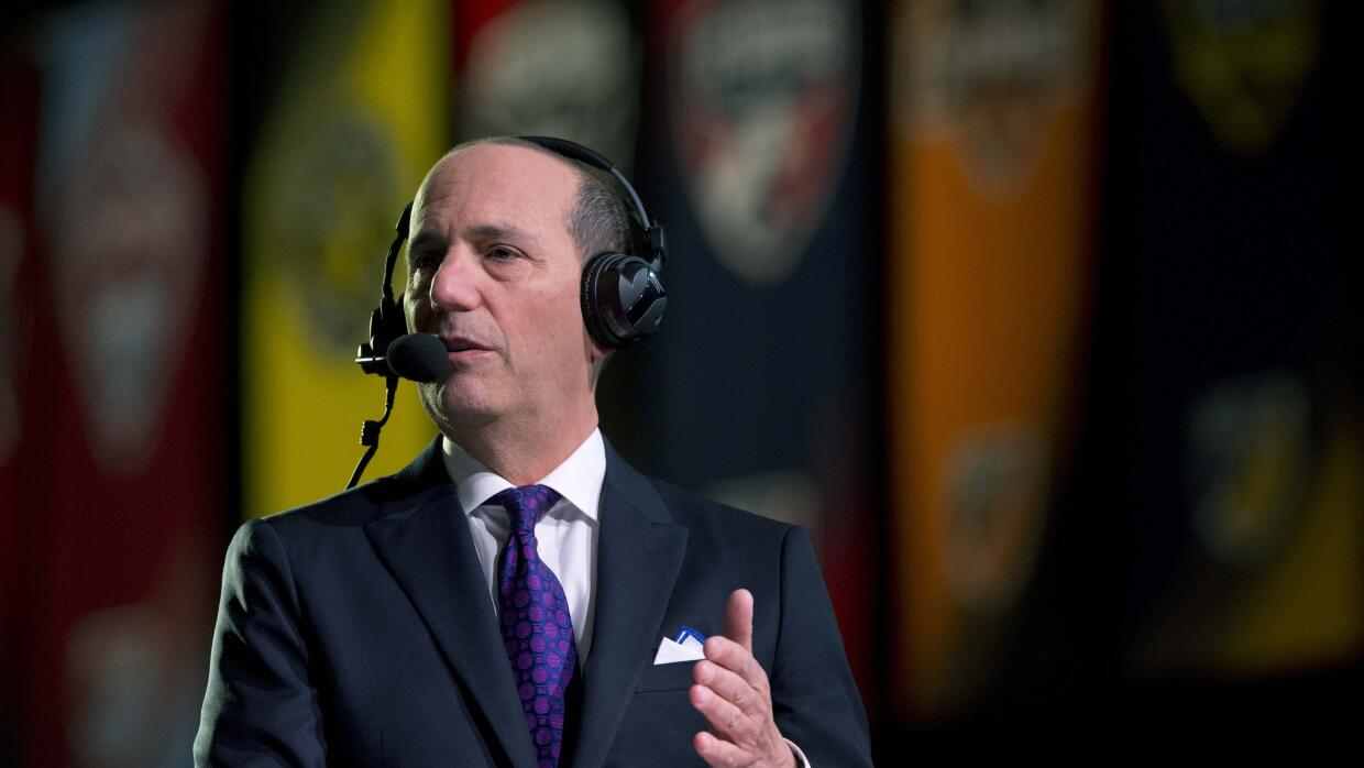Don Garber, Comisionado de la MLS
