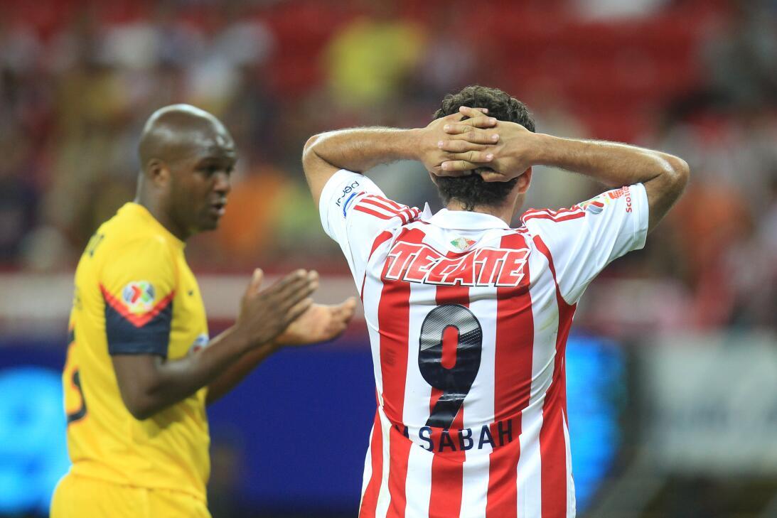 Miguel Herrera, ganador en el Clásico Nacional con América 20130331-7687...