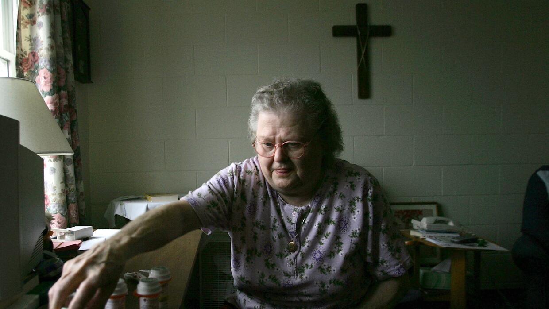 Los pacientes con demencia ponen la carga más pesada sobre los recursos...