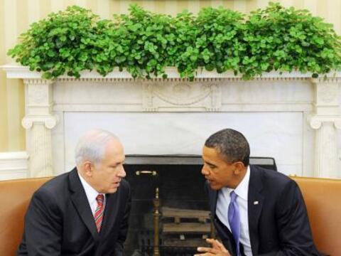 El presidente Barack Obama tuvo una reunión con el primer ministr...