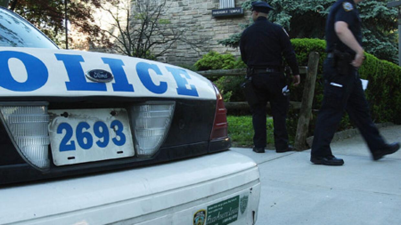 Policía de Nueva York. (Imagen de Archivo).