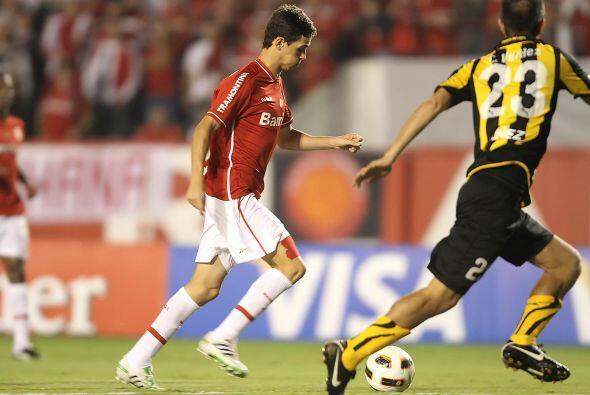 El triunfo en Porto Alegre, sumado al empate a un gol de la semana pasad...