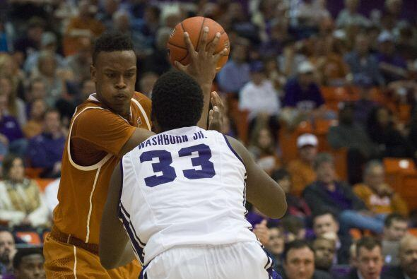 TCU vs UT basketball