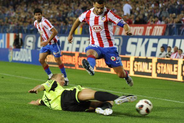Por su parte, Atlético se ha mostrado como protagonista del torneo y era...