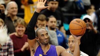 El basquetbolista anotó 26 puntos ante Minnesota y llegó a las 32.310 un...