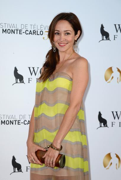 "Autumn Reeser Ella ha salido en proyectos como los shows ""The O.C."" y ""E..."