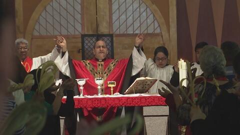 Residentes en Harlem condenaron atentados en iglesias de Egipto