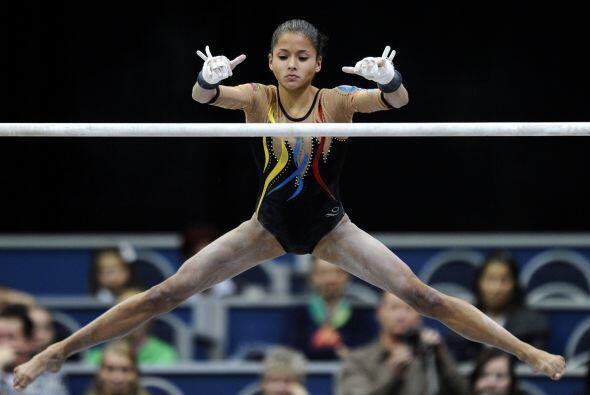 10MO LUGAR: Única representante latina que logró posicionarse en las 10...