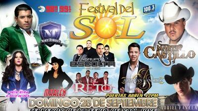 Domingo 28 de septiembre en Los Terrenos de la Feria de San José! ¡Puert...