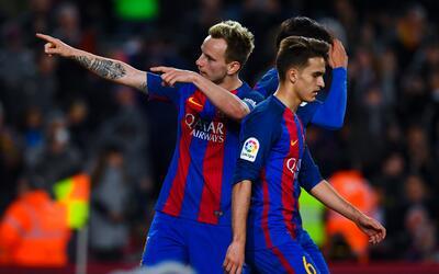 Tras goleada del Barcelona, así quedó la apretada lucha por el título en...
