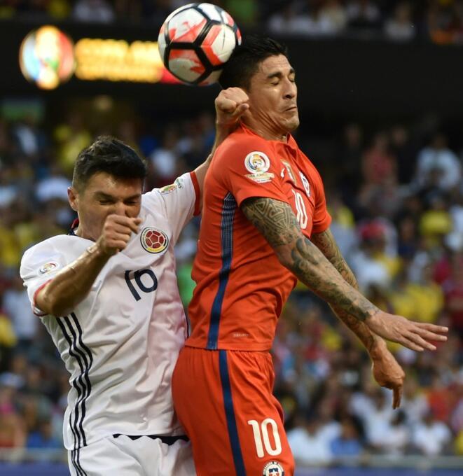 El ranking de los jugadores de Colombia vs Chile GettyImages-542227598.jpg