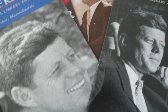 A los 47 años de la muerte de John F. Kennedy, muchos americanos compart...