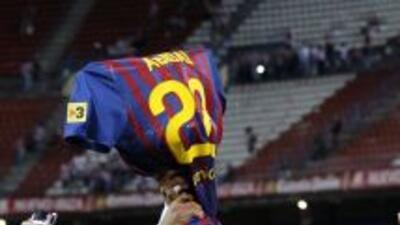Xavi e Iniesta han marcado una época de triunfos para el Barcelona.