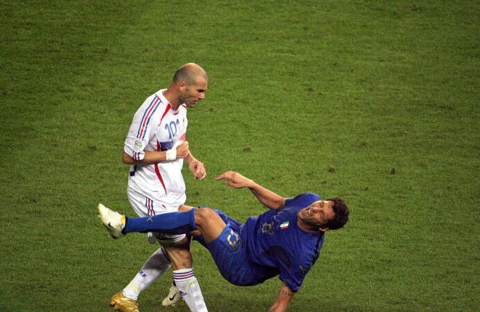 Enhorabuena, Míster Merengue Zinedine Zidane GettyImages-72947816.jpg