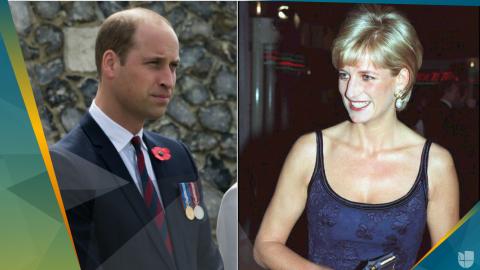 Príncipe William Lady Di