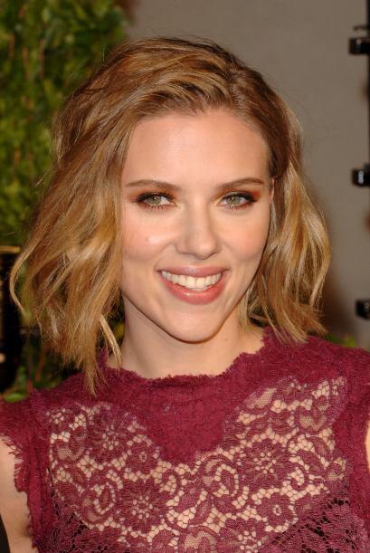 Scarlett  era, hasta hoy,  un ejemplo a seguir. Dejó de serlo cuando se...