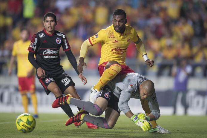 El ecuatoriano Gabriel Achilier estaría por cambiar de aires en la Liga...