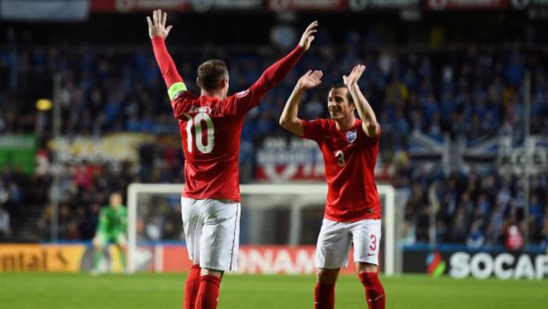 El delantero Wayne Rooney hizo la diferencia en un encuentro cerrado.