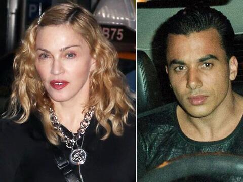 "Madonna se consiguió un nuevo ""boy toy"". Mira aqu&iacut..."