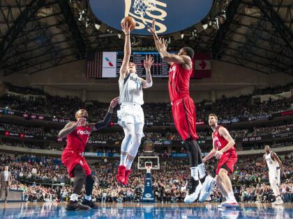 <b>Trail Blazers 101-102 Mavericks: </b>emocionante partido se vivió en el American Airlines Center de Dallas. Los texanos protagonizaron una remontada brillante en el último cuarto con 24 puntos sobre 9 de los de Portland.