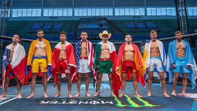 Combate Américas anunció a los ocho peleadores de 'Copa Combate'