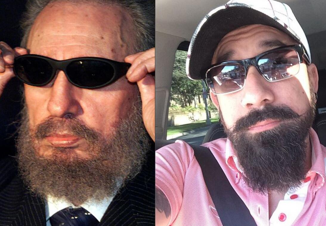 8 famosos que pueden interpretar a Fidel Castro en una película autobiog...