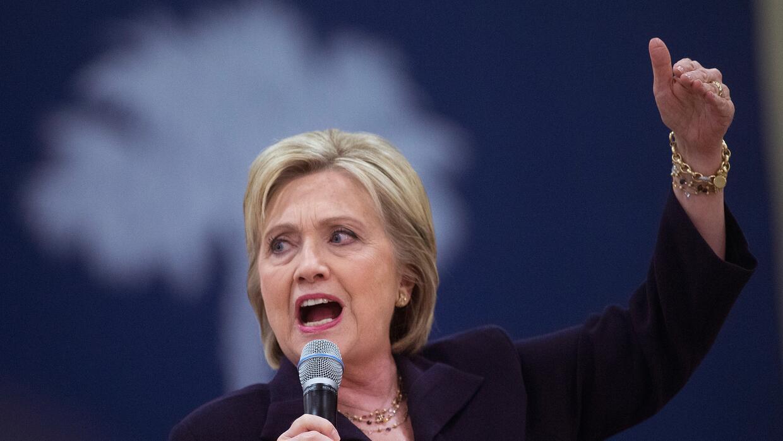 Bernie Sanders y Hillary Clinton van por el voto afroamericano en las pr...
