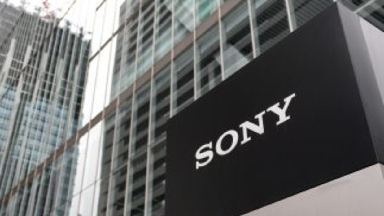 Sony, el gigante japonés de la electrónica.