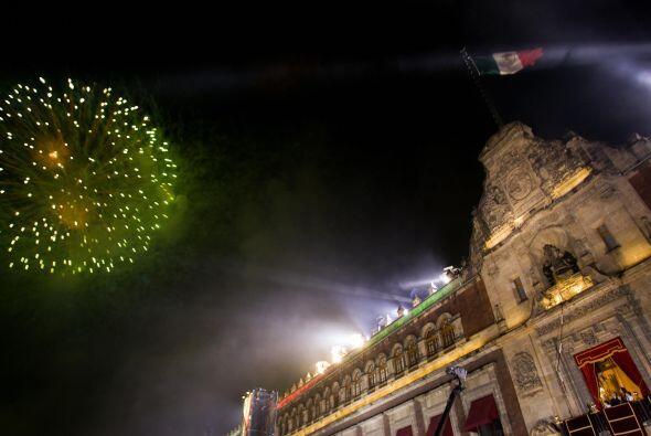 Generalmente se lleva a cabo en el Zócalo de Ciudad de México, desde el...
