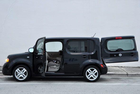 El precio para el Nissan Cube SL 2010 es de $17 mil 130.