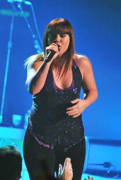 Hace 10 años Kelly Clarkson fue ganadora del concurso American Id...