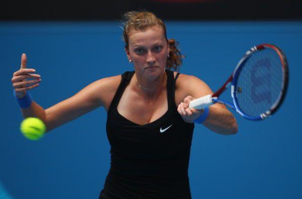Petra Kvitova es la sorpresa y la promesa para este US Open. Venció en l...