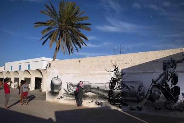 El proyecto tiene como propósito difundir el arte y aumentar el turismo...