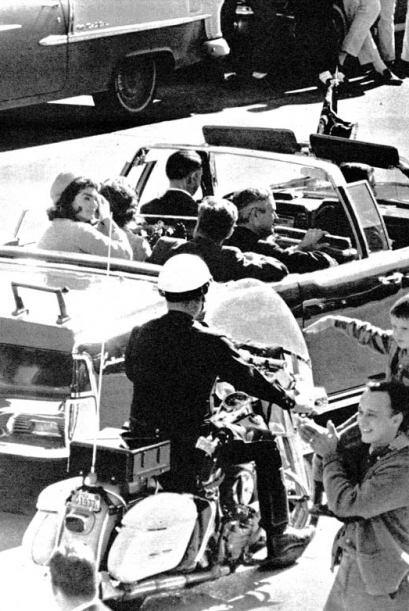 Foto de archivo de Robinson, momentos antes del disparo.