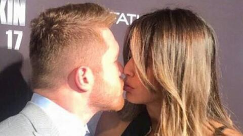 Saúl 'Canelo' Álvarez confirmó el rumor: oficialmente vive un romance co...