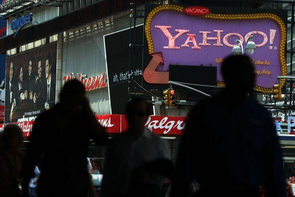 YAHOO!- Esta compañía anunció que eliminará unos 2,000 empleos como part...